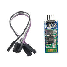 Wireless Bluetooth RF Transceiver Module HC-06 RS232 4Pin Female to Female Cable