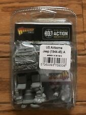 Bolt Action, 2nd Edition: US Airborne Jeep (1944-45)