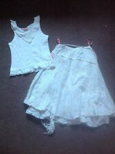 Cotton Blend Formal Outfits & Sets (2-16 Years) for Girls