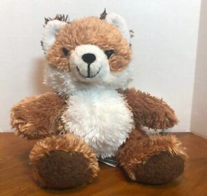 "MELISSA & DOUG Plush Fox Stuffed Animal 7"" Tall"