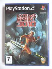 COMPLET jeu EXTREME SPRINT 3000 sur playstation 2 PS2 en francais juego gioco