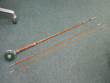 South Bend Excel Fly Fishing Rod 359 8 1/2 Foot With Shakespeare Silent Reel