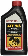 TOYOTA ATF WS Automatic Transmission Oil Fluid Genuine ATFWS for Lexus Scion