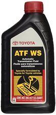 TOYOTA ATF WS Automatic Transmission Oil Fluid Genuine ATFWS for Lexus Scion