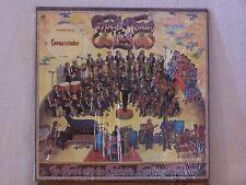 Procol Harum Live(w/Conquistador Hype sicker on shrink)orig.1972 A&M 4335