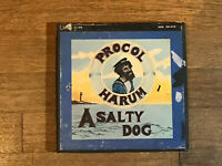 Procol Harum Reel to Reel - A Salty Dog - A&M 4 Track 7 1/2 IPS Stereo