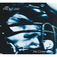 FRONT 242 No Comment / Politics of Pressure CD Digipack 2016