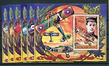 Guinea - Bissau Block 153/58 postfrisch / Flugzeuge - Militär ............2/2276