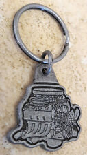 New HEMI Engine 3D Keychain-Mopar Logo-Metal Motor-Truck-Direct Connection-Auto