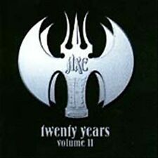 Axe - 20 Years from Home Volume 2 The Best Of Axe (CD, 1998, MTM Music, Germany)