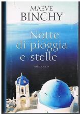 NOTTE DI PIOGGIA E STELLE - MAEVE BINCHY - MONDOLIBRI - 2005
