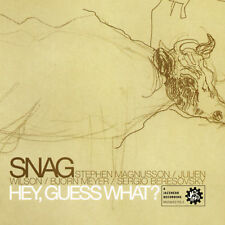 Hey Guess What? - Snag (Head Records)