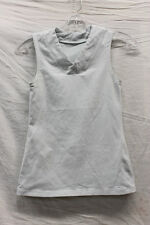 Lululemon Womens V Neck Sleeveless Work Out Top Size 4-6? Good Used L0223