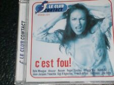 RONNY CASLO / JAN GODRIE - LE CLUB CONTACT 2002 / 01 - C'est fou! Green Velvet..