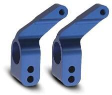 Traxxas Rustler / Stampede / Bandit Blue Aluminum Rear Stub Axle Housing 3652A
