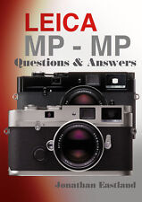 LEICA BOOK_ MP-MP QUESTIONS & ANSWERS BOOK_48pp_NOW REDUCED!