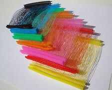 "1"" Regular Tagging Gun Fasteners 7 colors 5000 each-pink-red-blue-Barbs- Pins-Tag"