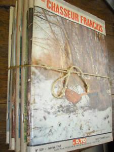 Le chasseur français /  Année complète 1967