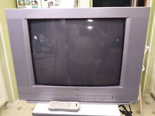 """RCA 20V500T 20"""" Flat Screen CRT TV/ RetroGaming Television with remote control"""