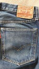 Levis Vintage Clothing, LVC 501z xx 1954 selvedge Jeans W30L34