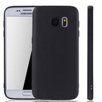 Samsung Galaxy S7 Étui Coque pour Portable Sac de Protection Housse Étuis Noir