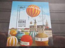 Ballon, Ballone   - schöner Block - Guinee Bissau  A22