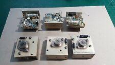 LM723 Linear Voltage Regulator 30v DC in 8 - 25v Out 1.8A EX Military