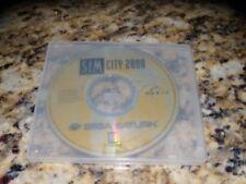 Sim City 2000 Sega Saturn Game