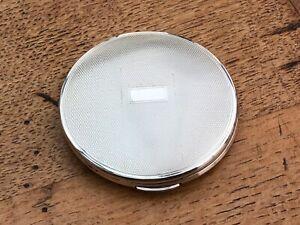 1968 silver hallmarked kigu compact