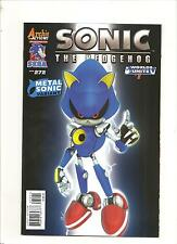 Archie Comics  Sonic The Hedgehog #272  Metal Sonic Variant Edition