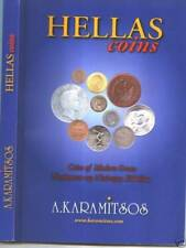 HELLAS 2008. COINS CATALOGUE OF GREECE Greek & English Languages Years 1828-2007