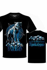 VARG - Apokalypse Shirt Herren Band Merchandise