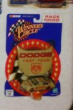 Dodge Back In Nascar 1/64 2001 Primer Test Car Race Hood