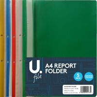 A4 Project Folders / Report Files - For Documents /Presentation - Report Folder