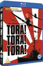 Tora! Tora! Tora! (Martin Balsam, Joseph Cotten) Tora New Region B Blu-ray