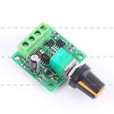 2A PWM Pulse Width Modulation Motor Speed Controller 1.8v-15V Wide Voltage