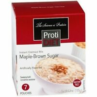 Proti Diet - High Protein Maple Brown Sugar Instant Oatmeal Mix