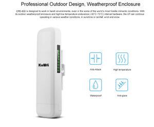 AP830 2.4GHz 300Mbps 9dBi Outdoor CPE White