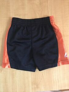 Majestice Athletic San Francisco Giants Shorts Orange/Black 12 Months