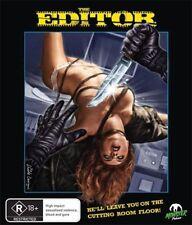 The Editor (Blu-ray, 2015)