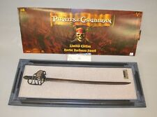 MASTER REPLICAS PIRATE REAL STEEL SWORD LE WITH PLAQUE! STAR WARS EFX