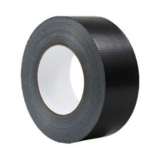 Strong Waterproof Black Highly adhesive Heavy Duty Gaffer Cloth Duct Tape Pop