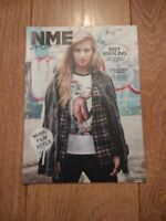 NME MAGAZINE 10 FEBRUARY 2017  BRIT MARLING & MORE EXCELLENT CONDITION