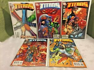 DC Comics Titans Issues 1-15 Complete 2008