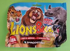 DeAgostini Lions & Co.Maxxi Edition 1 Booster Lions und CO Neu & OVP