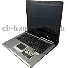 ASUS A6V INTEL PENTIUM 1.80GHZ 512MB RAM 0GB HDD DVDRW 15,4 ZOLL NOTEBOOK LAPTOP