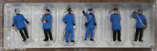Preiser HO #12134 1900s Figures -- Bavarian Railroad Personnel