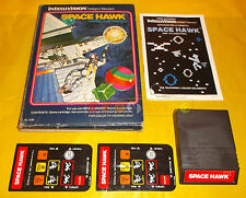 SPACE HAWK Intellivision Versione Italiana ○○○○○ COMPLETO