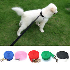 Pet Rope Dog Leash Leash Training Lead Harness Leader Rope Puppy Leash