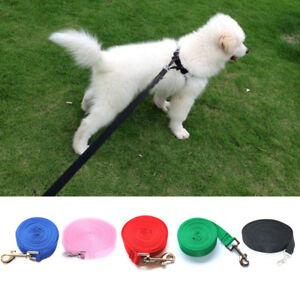 Pet Rope Dog Leash Leash Training Lead Harness Leader Rope Puppy Leash